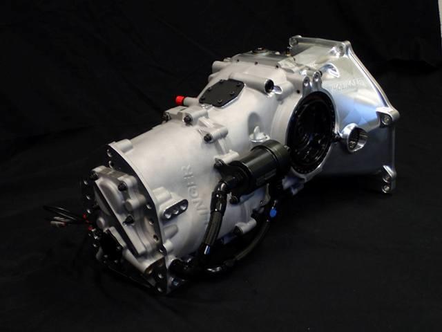 MFT Ford V8
