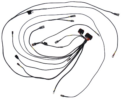 Porsche 997 GT3 CUP conversion system