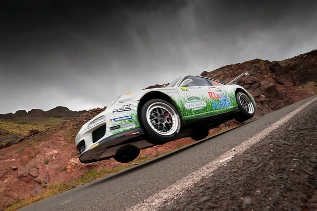 997 GT3 CUP RALLY